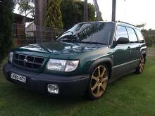 1998 Subaru Forester Wagon Gateshead Lake Macquarie Area Preview