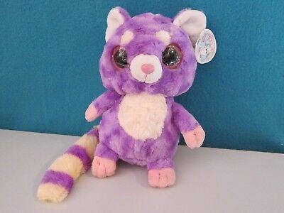 Lemur Stofftier (Stofftier / Kuscheltier / Glubschi - Lemur von Yoohoo&Friends / NEU)