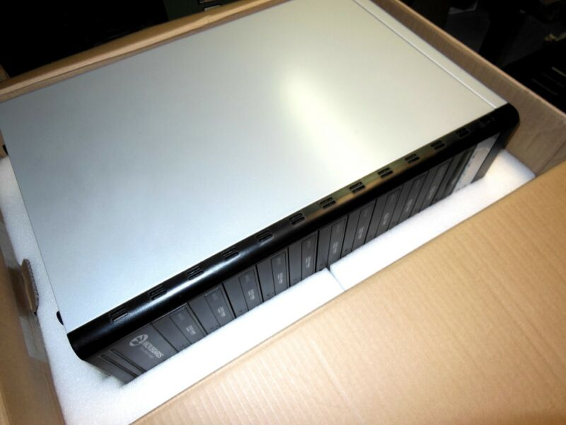 Microboards 1-to-10 disc DVD Duplicator PRM-1016 in Original Box