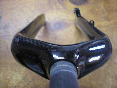 Carver Bikes O'Beast Full Carbon Fat Bike Fork fits 4.8 inch tires