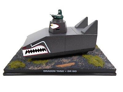 Dragon Tank James Bond 007 Dr. No - 1:43 Diecast Model Car DY084