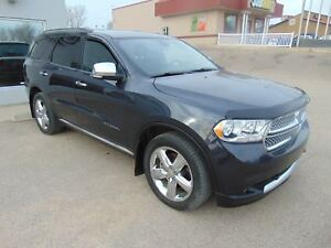 2012 Dodge Durango Citadel All Wheel Drive