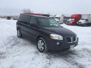 2008 Pontiac Montana SV6 fresh safety for sale $3999 OBO