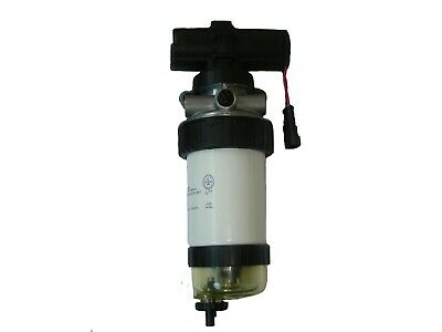 87802238 Electric Fuel Pump Filter For Ford New Holland Loader Ls180 Ls190 Lx865