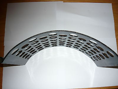 "MACKISSIC MIGHTY MAC CHIPPER SCREEN 1"" HOLES FIT 9P 12P 12PT 12PTE MODELS"