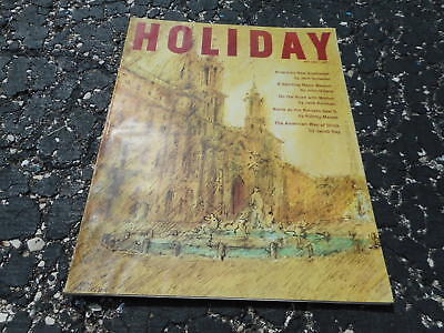 May 1965  Holiday Vacation Magazine   Great Ads   Southwest Usa   Rome