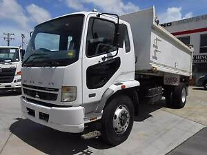 2008 Mitsubishi Fuso Fighter Tipper 9 speed manual Old Guildford Fairfield Area Preview