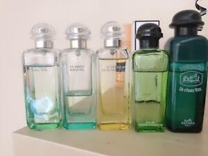 Hermes perfume lot