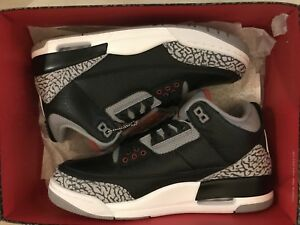 DS size 9 Jordan Cement 3 - tags: Nike supreme Yeezy adidas