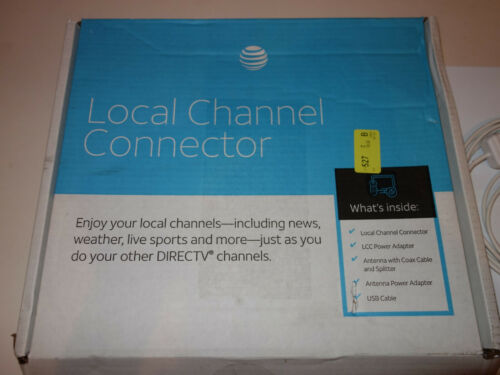 AT&T DirecTV Local Channel Connector Kit