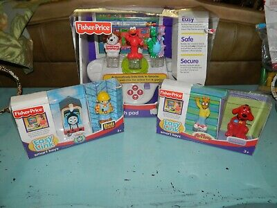 Fisher Price Easy Link Internet Launch Pad Smart Keys Plus Extras