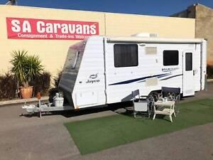 2012 Jayco Starcraft 18' Caravan with Rear Shower/Toilet