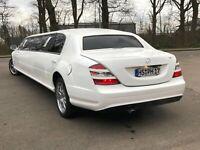Mercedes Benz Style Stretchlimousine Mieten in NRW Nordrhein-Westfalen - Erkelenz Vorschau