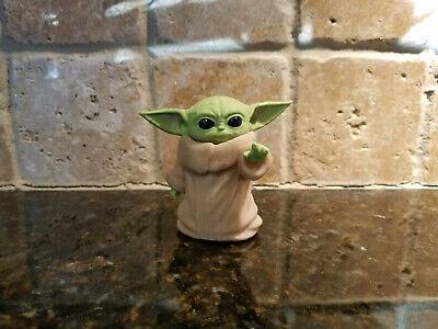 Baby Yoda 3D Printed Figure Fan Art