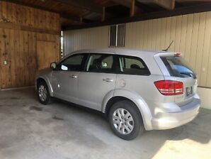 2014 Dodge Journey  Extremely low Kms