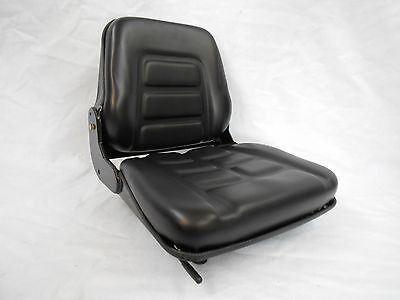 Black Fold Down Seat Forklift Clark Cat Hysteryaletoyota Crown Nissan Np