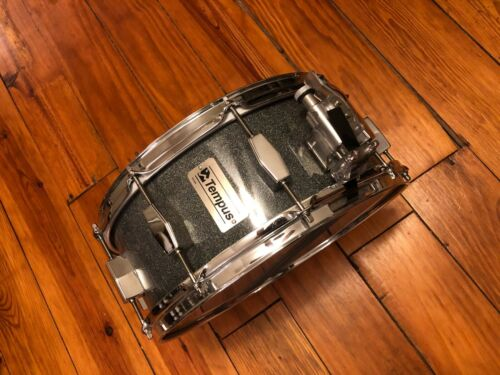 Tempus Fiberglass 5.5x14 Snare Drum
