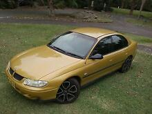2001 Holden Calais Sedan Auto Canterbury Canterbury Area Preview