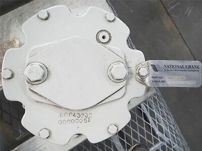 Gear Box 4-bolt Mount Tulsa Winch National Crane 80043232