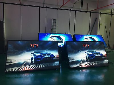 Double Sided 40x78 P10 Series Rgb High Resolution Digital Led Sign Outdoor Ads
