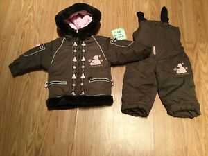 Winter Snowsuit (girl)