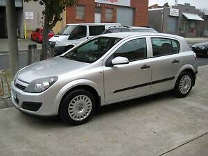2005 Holden Astra Hatchback CD AUTO REG 3/18 RWC 91,000 KLMS Heidelberg Heights Banyule Area Preview