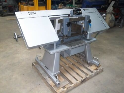 """Continental Band Saw 10"""" round capacity 100M 1"""" blade"""