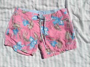 SUPER DRY shorts as new  without tags size small but fit size 10 Bronte Eastern Suburbs Preview