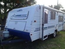 Jayco 18ft for sale. Ready for holidays.. St Albans Brimbank Area Preview