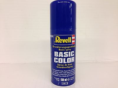 +++ Revell Basic-Color, Grundierungsspray 150 ml 39804 (1L=66,00€)
