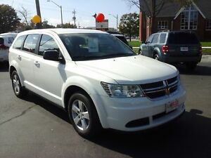 2015 DODGE JOURNEY CVP/SE PLUS- REAR AIR & HEAT, FRONT DUAL ZONE