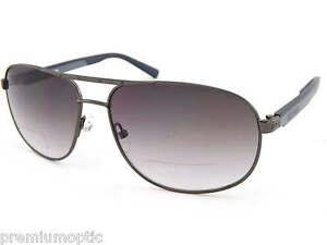 HARLEY-DAVIDSON-Metal-metalizado-azul-Gafas-de-sol-con-HUMO-Fade-Lentes-hdx867
