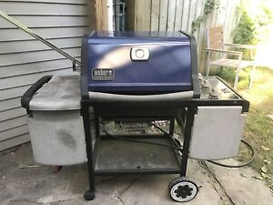Amazing Weber gas BBQ for sale!