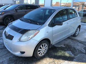 2007 Toyota Yaris LE *AIR CLIMATISE*