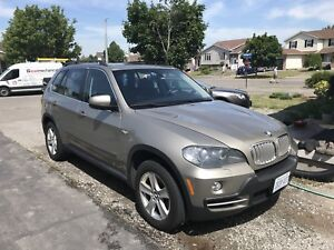 2007 BMW X5 Xdrive  with executive trim package