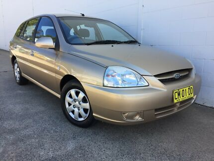 2004 kia rio my04 ls blue 5 speed manual hatchback cars vans rh gumtree com au 2010 Kia Rio Owner's Manual Automati Kia Rio