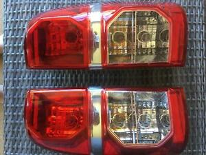 Pair of Genuine Toyota SR5 tail lights