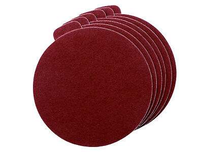 6 Adhesive Psa Tab Cloth Backed Sanding Discs 50 Pack 120 Grit