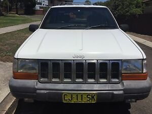 1996 Jeep Grand Cherokee 4x4 Sydney City Inner Sydney Preview