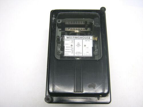 Westinghouse 12711473 TYPE COH OVERCURRENT RELAY  ~