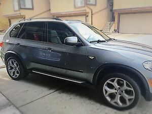 2007 BMW X5 FULLY LOADED IN EXCELLENT CONDITION  Edmonton Edmonton Area image 2
