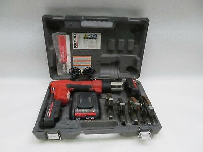 Ridgid Porpress 18v Pex Crimper Set Model Rp200-b