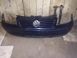 Bumper, shell, seambeam, catalyseur, mags 15'' jetta 2002