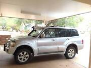 2004 Mitsubishi Pajero Exceed Lwb (4x4) 4d Wagon Alice Springs Alice Springs Area Preview