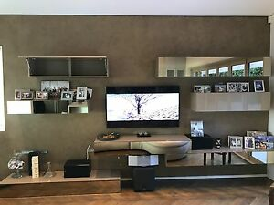 Wall units Rose Bay Eastern Suburbs Preview