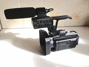 Sony HXR-NX30P Professional Video Camcorder Padbury Joondalup Area Preview