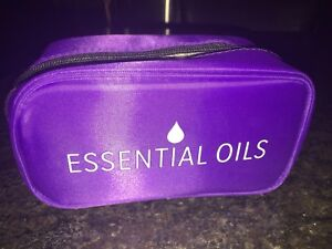 New!! Zippered Essential oil case