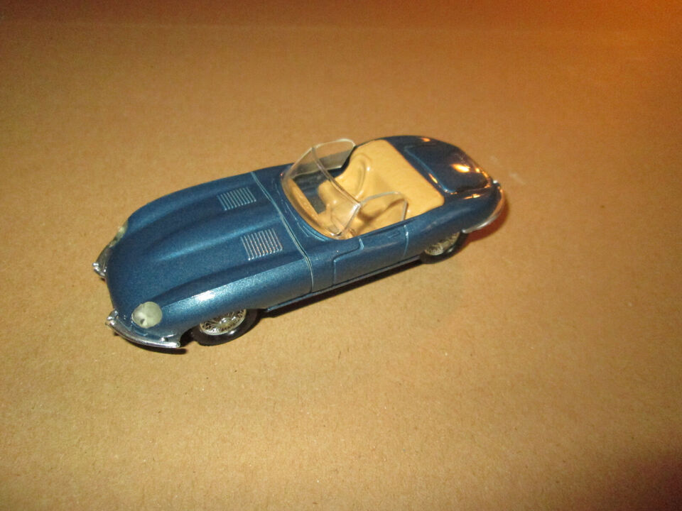 blicar france - Jaguar E Type Cabrio 1:43 Vintage 1980ger in Nord - Hamburg Ohlsdorf