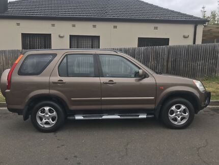2002 Honda CRV 6 month rego  /automatic/going cheap $3850