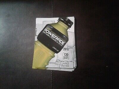 20 Royal Vendors Soda Vending Machine Packpowerade Lemon Lime Labels